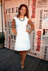 Ginger Zee height and weight