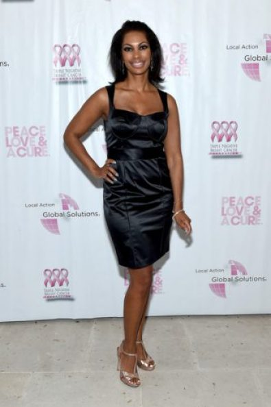 Harris Faulkner height and weight