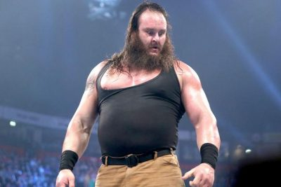 Braun Strowman height and weight 2016