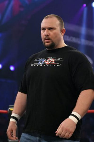 Bubba Ray Dudley Chest Biceps size
