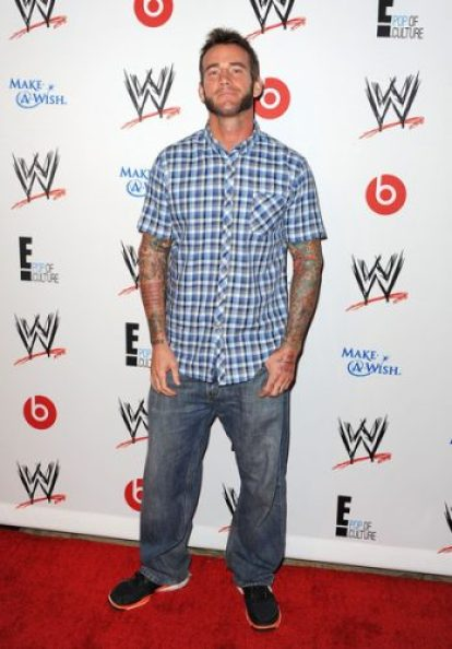 CM Punk height and weight 2016