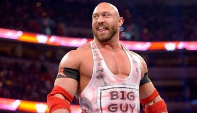 Ryback upcoming films birthday date affairs