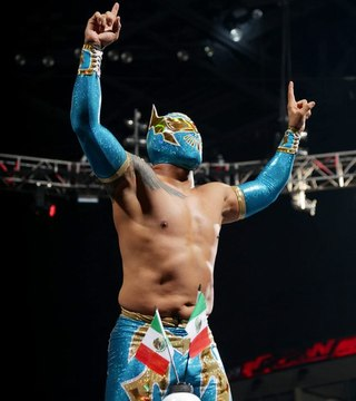 Sin Cara height and weight 2016