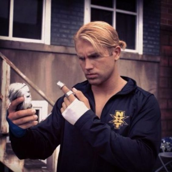 Tyler Breeze height and weight 2016