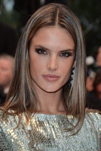 Alessandra Ambrosio height and weight 2016