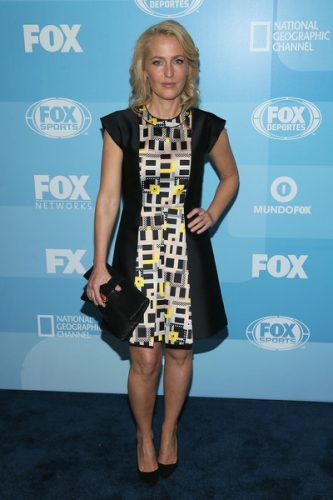 Gillian Anderson Measurements, Height, Weight, Bra Size, Age, Wiki