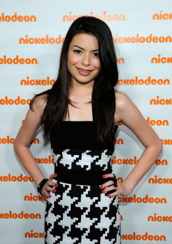 Miranda Cosgrove height and weight 2017