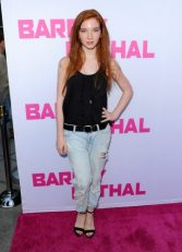 Annalise Basso height and weight 2017