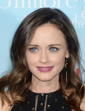 Alexis Bledel height and weight 2017