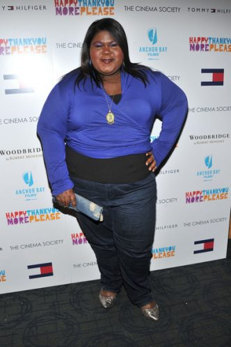 Gabourey Sidibe Upcoming films, Birthday date, Affairs
