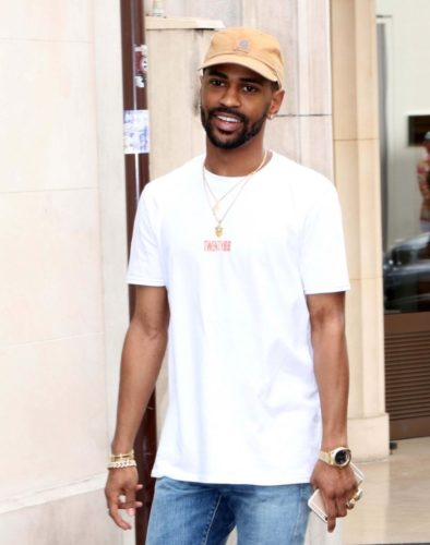 Big Sean Chest Biceps size