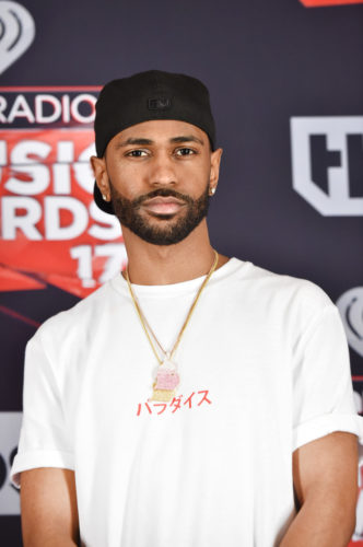 Big Sean Height Weight Age Biceps Size Body Stats