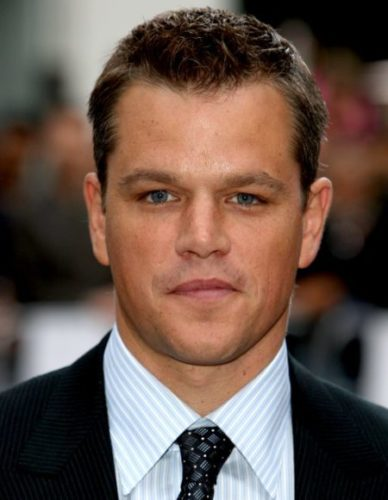 Matt Damon height and weight 2017