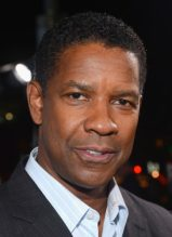Denzel Washington Chest Biceps size