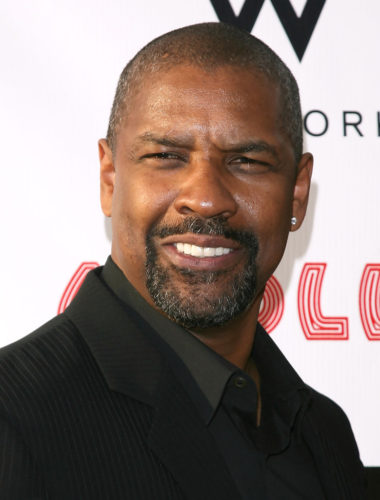 Denzel Washington upcoming films birthday date affairs