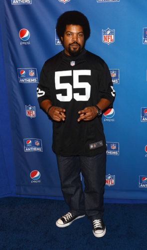 Ice Cube height and weight 2017