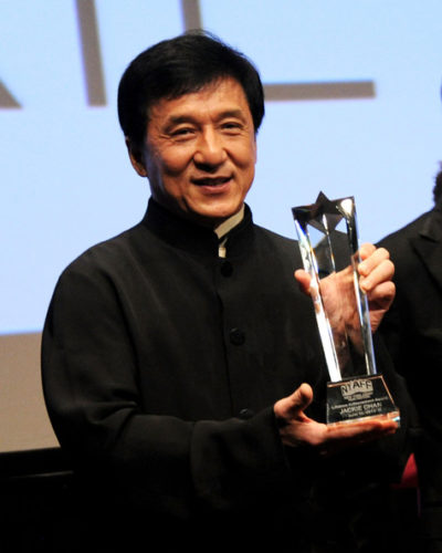 Jackie Chan upcoming films birthday date affairs