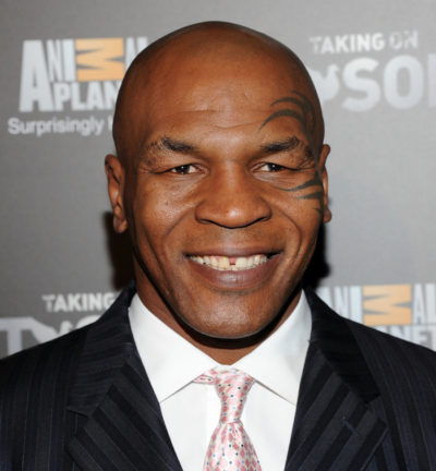 Mike Tyson Height, Weight, Age, Biceps Size, Body Stats