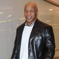 Mike Tyson height and weight 2017