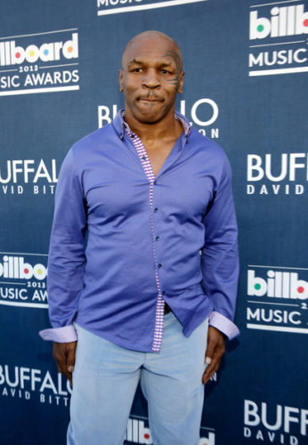 Mike Tyson upcoming films birthday date affairs