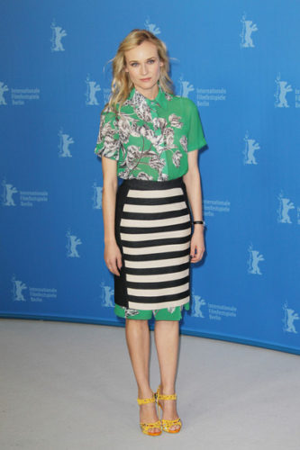Diane Kruger Measurements Height Weight Bra Size Age Affairs