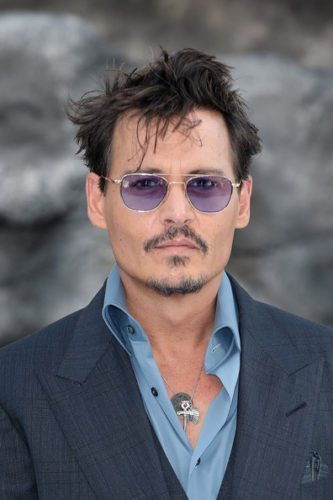 Johnny Depp upcoming films birthday date affairs