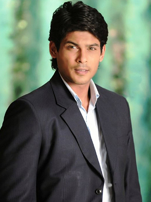 Siddharth Shukla height and weight 2017
