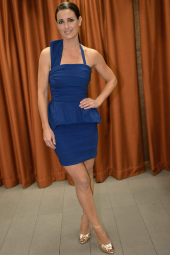Kirsty Gallacher height and weight