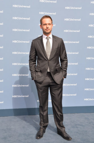 Patrick J. Adams Height, Weight, Age, Biceps Size, Body Stats
