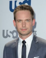 Patrick J. Adams height and weight 2017