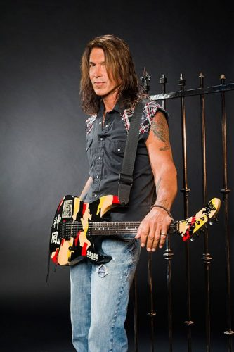George Lynch Height, Weight, Age, Biceps Size, Body Stats