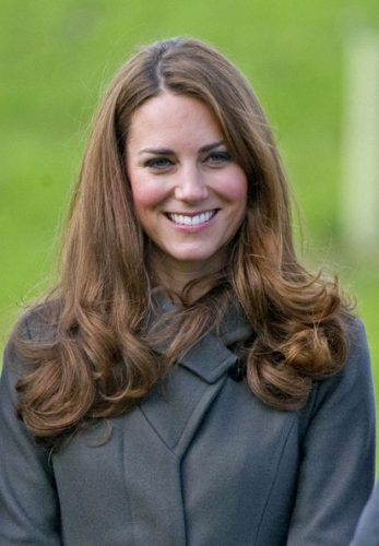 Catherine Elizabeth Middleton height and weight