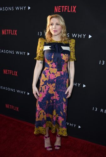 Courtney Love Measurements, Height, Weight, Bra Size, Age, Wiki