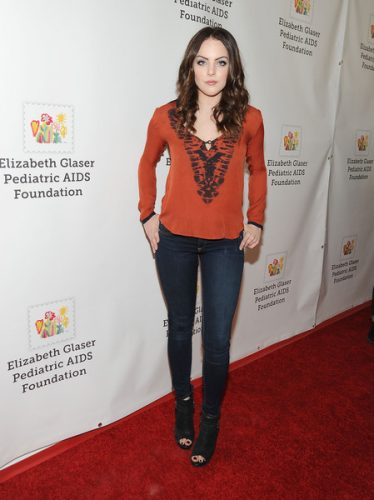 Elizabeth Gillies Upcoming films,Birthday date,Affairs
