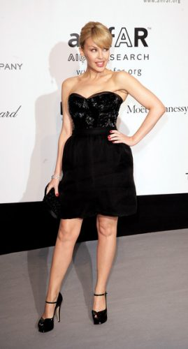Kylie Minogue Measurements, Height, Weight, Bra Size, Age, Wiki