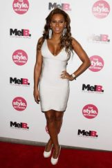 Melanie Janine Brown height and weight