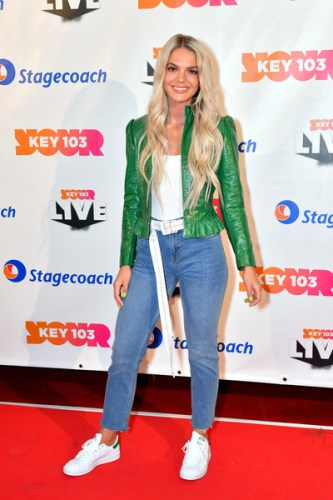 Louisa Johnson height and weight