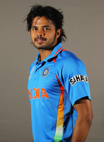 S. Sreesanth Height, Weight, Age, Biceps Size, Body Stats
