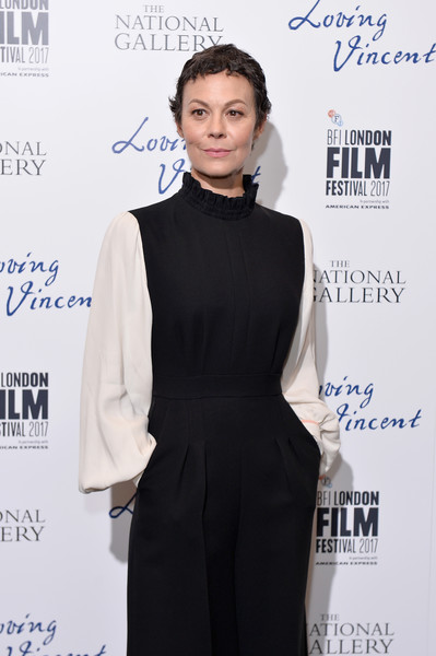 Helen McCrory height and weight