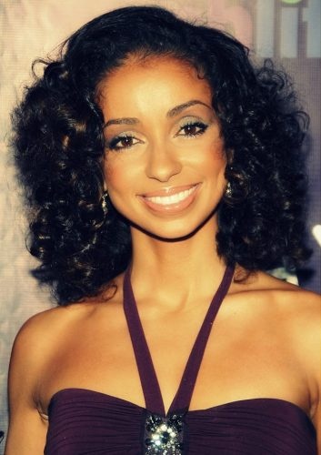 Mýa Marie Harrison height and weight