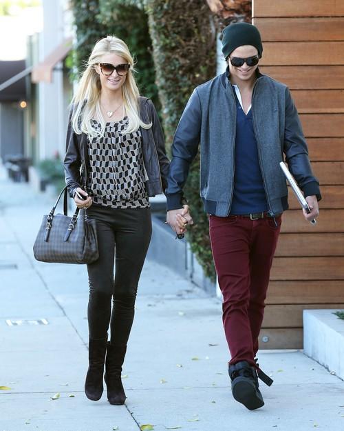 Paris Hilton with Chic Checks handbag - Paris Hilton Handbags & Accessories