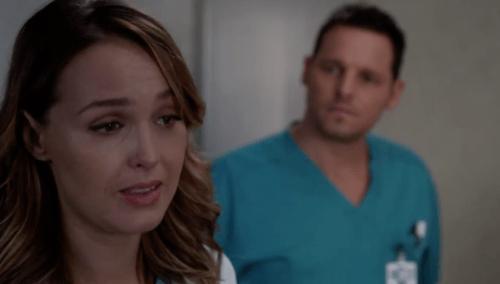 "Grey's Anatomy Recap 2/23/17: Season 13 Episode 14 ""Back ..."