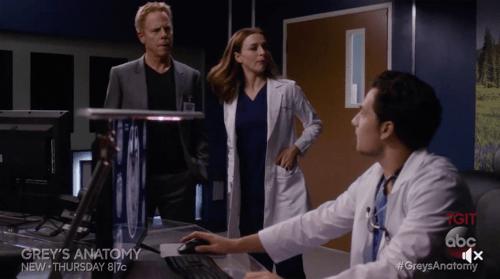 """Grey's Anatomy Recap 10/5/17: Season 14 Episode 3 """"Go Big ..."""