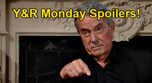 The Young and the Restless Spoilers: Monday, July 12 - Tara & Kyle's Adventure - Sharon's Reality for Adam - Victor's Rulebook