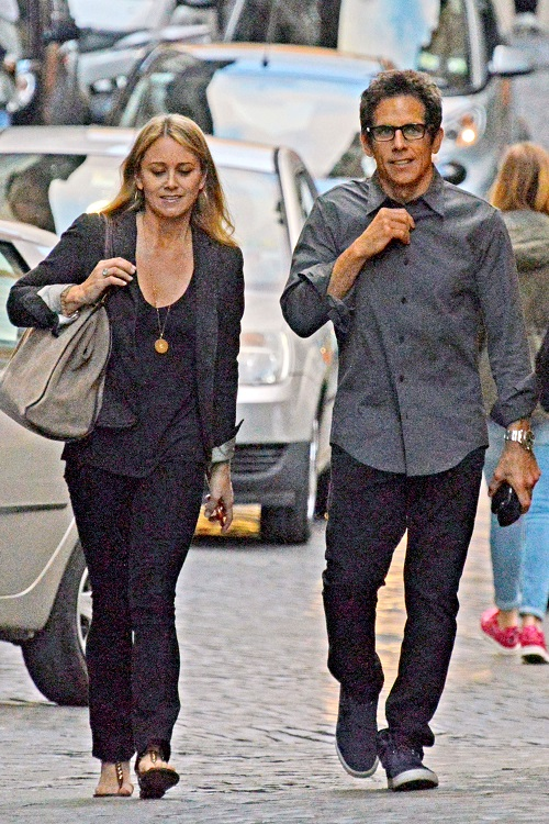 Ben Stiller Divorce: Splits From Wife Christine Taylor Of 17 Years
