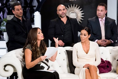 """The Real Housewives of New Jersey Recap 11/11/14: Season 6 Episode 18 """"Reunion Part 3"""""""