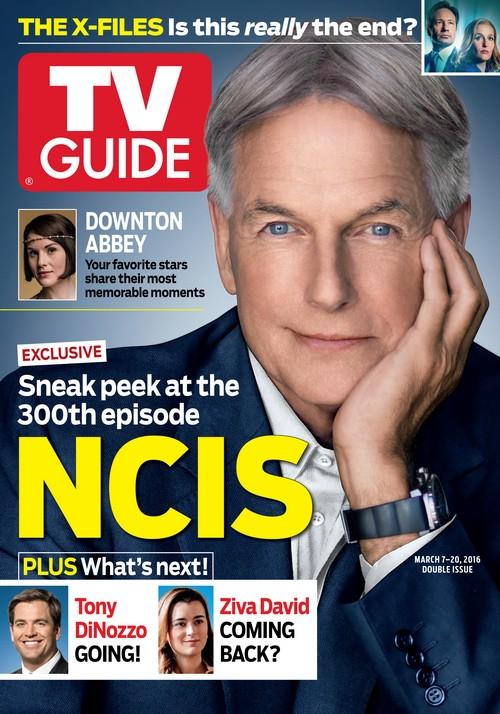 TV Guide: NCIS Episode 300 Exclusive Sneak Peek, Mark Harmon Insider Secrets - Chris Carter Reveals X-Files Fate