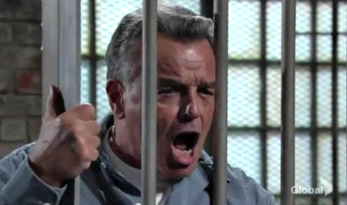 The Young And The Restless Spoilers Ian Ward Faked Adam