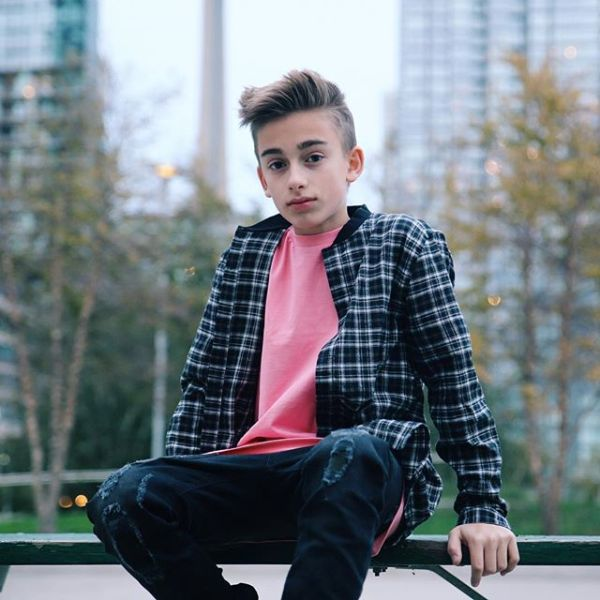 Johnny Orlando Height, Weight, Age, Parents, Net Worth ...