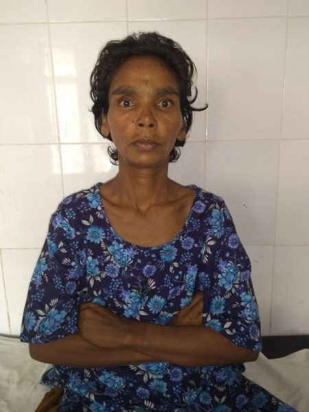 Sangita suffers from a rare condition that makes her consume none-edible items